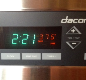 375 degrees F.
