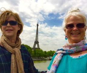 patricia in paris!