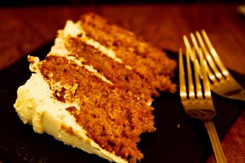 carrot cake extraordinaire