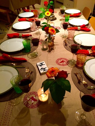 2014 paris thanksgiving table