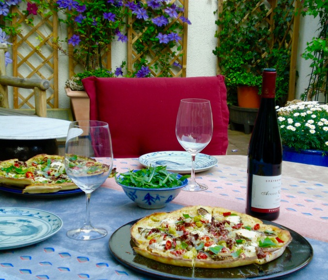 pizza patio in oberursel germany